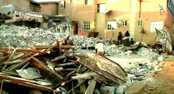 Aborted Sex Party: Demolished Building Had No Valid Title, Permit – Kaduna Govt