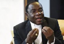 Kukah: Democracy And Dictatorship Can't Coexist