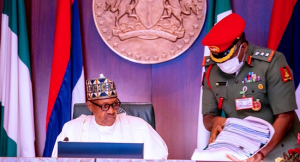 Buhari Gets New Aide-De-Camp