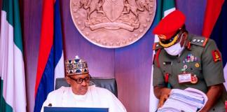Buhari Gets New Aide-De-Camp