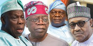 How Obasanjo Truncated Tinubu's Ambition To Become Buhari's VP – Oyinlola