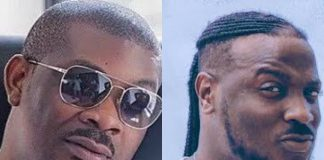 'Don't Buy Gifts For Another Person's Partner This Valentine' - Don Jazzy, Peruzzi Tell Fans