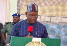 Ortom: We'll Arrest Killers Of Suswam's Brother — Benue Won't Surrender To Criminals