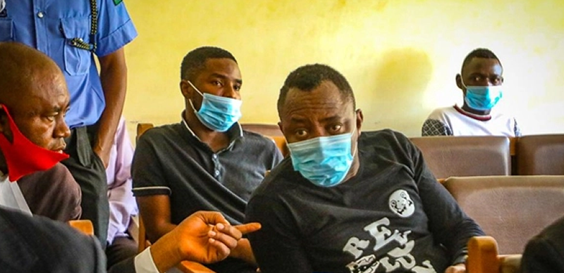 Court Sends Sowore, Four Others To Prison