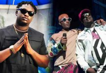 Wande Coal, Wizkid Spotted Together In Ghana