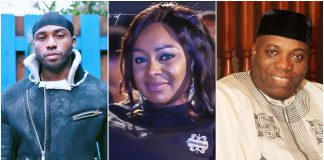 'God Is Embarrassing The Looters' - Victoria Inyama Reacts As Doyin Okupe's Son Reveals His Gay Status