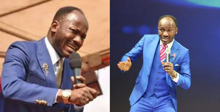 Nigerian police probe Apostle Suleman for allegedly