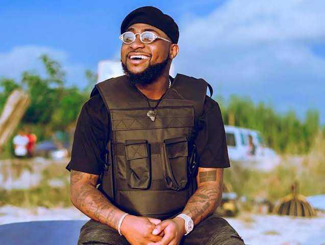 I've been cashing out since I met Davido: Singer Peruzzi