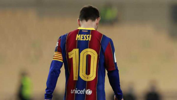 Lionel Messi Becomes Free Agent As Contract Expires