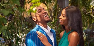 Actor Akah Nnani Celebrates His Wife On Her Birthday