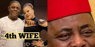 Femi Fani Kayode welcomes baby boy