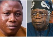 What Transpired When I Visited Tinubu At Bourdillon – Sunday Igboho