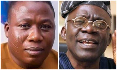 Sunday Igboho Has No Right To Issue Eviction Notice To Herdsmen –Falana