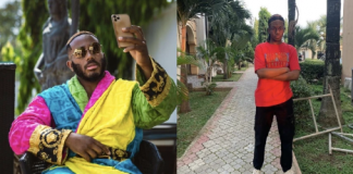 Reactions As Pictures Of Kiddwaya And His Brothers Emerge Online