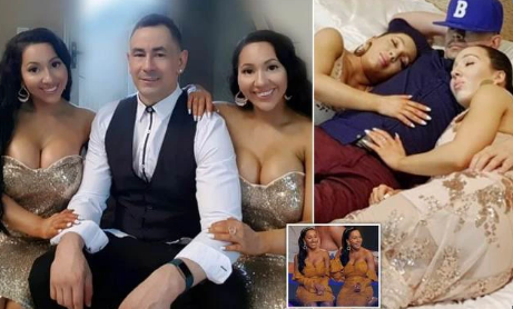 World's Most Identical Twins Share Same Boyfriend, Plan To Get Pregnant Same Time