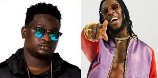 I Miss You, Burna Boy Tells Wande Coal