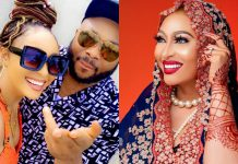 Rosy Meurer Addresses Allegations That She Snatched Olakunle Churchill From Tonto Dikeh