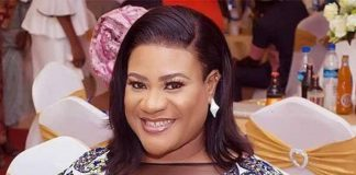 Nkechi Blessing Sunday Apologizes To The Fan She Slammed For Tattooing Her Name On Her Arm