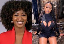 Fans React As BBNaija's Kim Oprah Rocks Racy Outfit