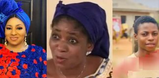 Actress Mide Martins Reacts To Claims That She Abandoned Her Brother Damilare