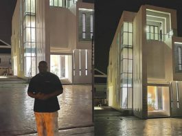 Celebrities Congratulate Don Jazzy As He Shows Off His New Mansion