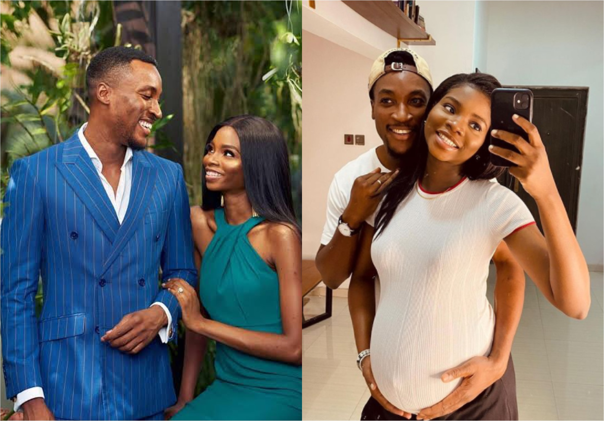 Actor Akah Nnani Welcome Baby With Wife