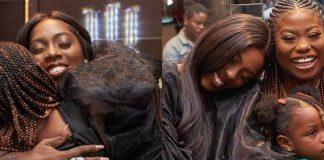 Davido's Baby Mama, Sophia Momodu Surprises Tiwa Savage On Her Birthday