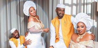 Anita Joseph Celebrates 1st Wedding Anniversary With Her Husband, MC Fish
