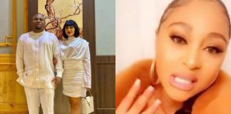Rosy Meurer Reacts After Being Criticized For Getting Married To Tonto Dikeh's Ex-Husband, Olakunle Churchill