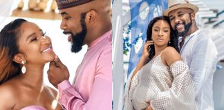 Banky W Appreciates His Wife Following The Birthday Of Their Son