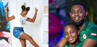 Comedian AY Makun Celebrates Daughter, Michelle On Her 13th Birthday
