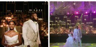 Emmanuel Ikubese, Anita Brows Spark Split Rumors; Delete Wedding Pictures From Instagram