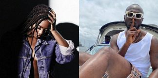 Obama DMW Sparks Dating Rumors As He Pens Heartfelt Message To Tiwa Savage On Her Birthday