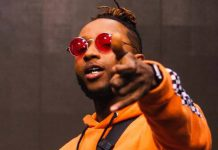 Rapper Yung6ix In Shock After His Car Was Burgled In The US