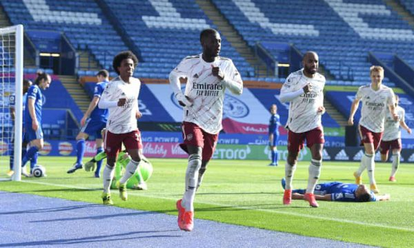 Burnley Hold On For Point Against Arsenal