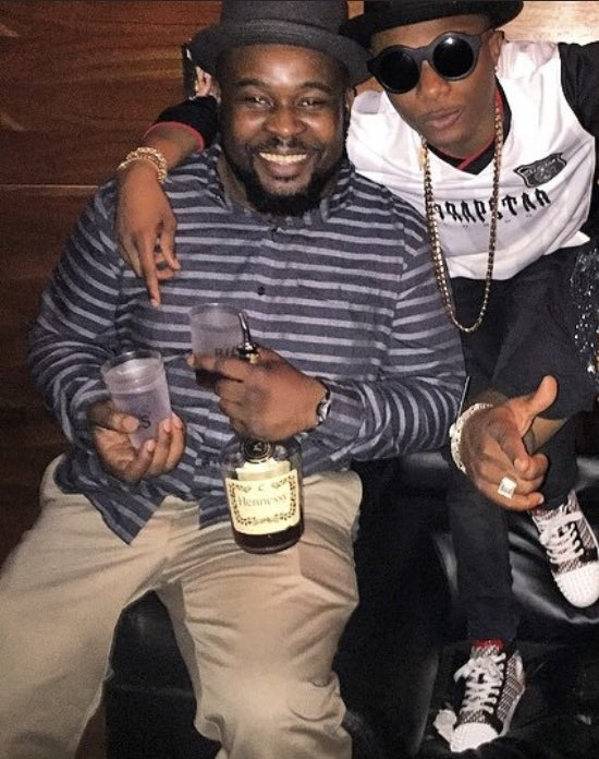 Dr Frabz and Wizkid