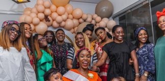 Actress Lala Akindoju Releases Photos From Her Baby Shower