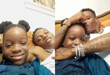 Boluwatife Balogun Hangs Out With His Dad, Wizkid