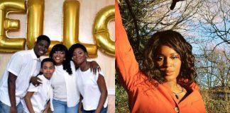 Funke Akindele-Bello Celebrates Step-Daughter On Her Birthday