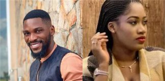 BBNaija's Tobi Bakre Shares Romantic Photo With His Rumored Girlfriend