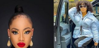 Nina Ivy Demands For More After Receiving Bags Worth N1.7M From Her Husband