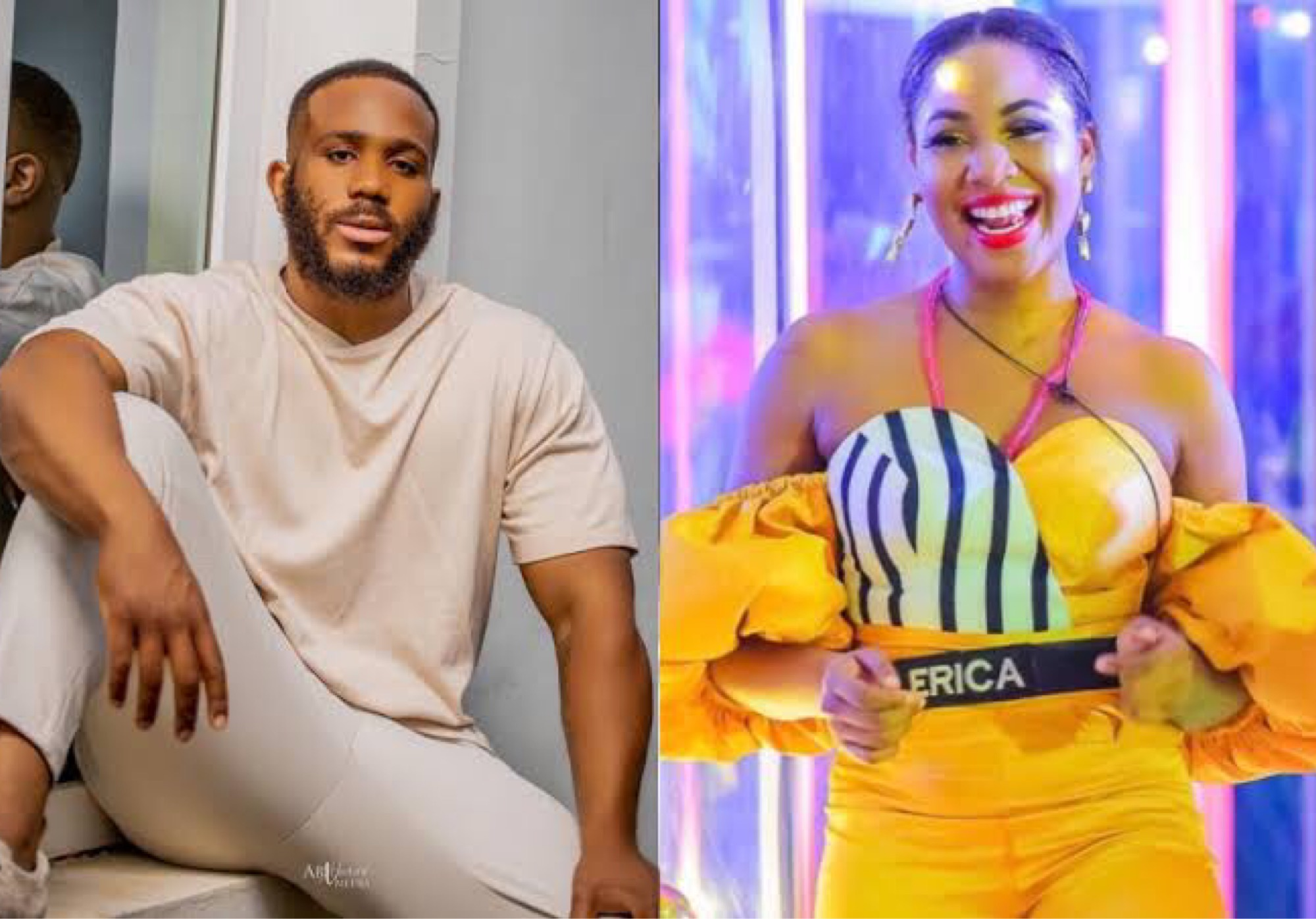 BBNaija's Kiddwaya Confirms Split From Erica