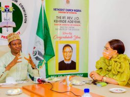 Tonto Dikeh Reacts After NCPC Denies Appointing Her As Peace Ambassador
