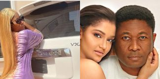 Destiny Etiko Debunks Claims That A Married Man Purchased Her New Car For Her
