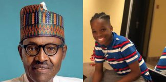 """""""Buhari Is Not Who We Think He Is"""" - Wizkid's First Son, Boluwatife"""