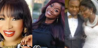 Tonto Dikeh Celebrates Olakunle Churchill's First Ex-Wife, Bimbo Coker On Her Birthday
