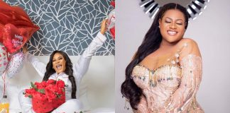 Nkechi Blessing Receives Birthday Wishes From Her Lover