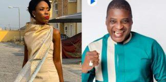 Lala Akindoju Berates Colleague Femi Durojaiye For Demanding Money For Movie Roles