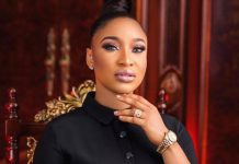 """Don't Hesitate To Eliminate What Doesn't Help You Evolve"" – Tonto Dikeh"