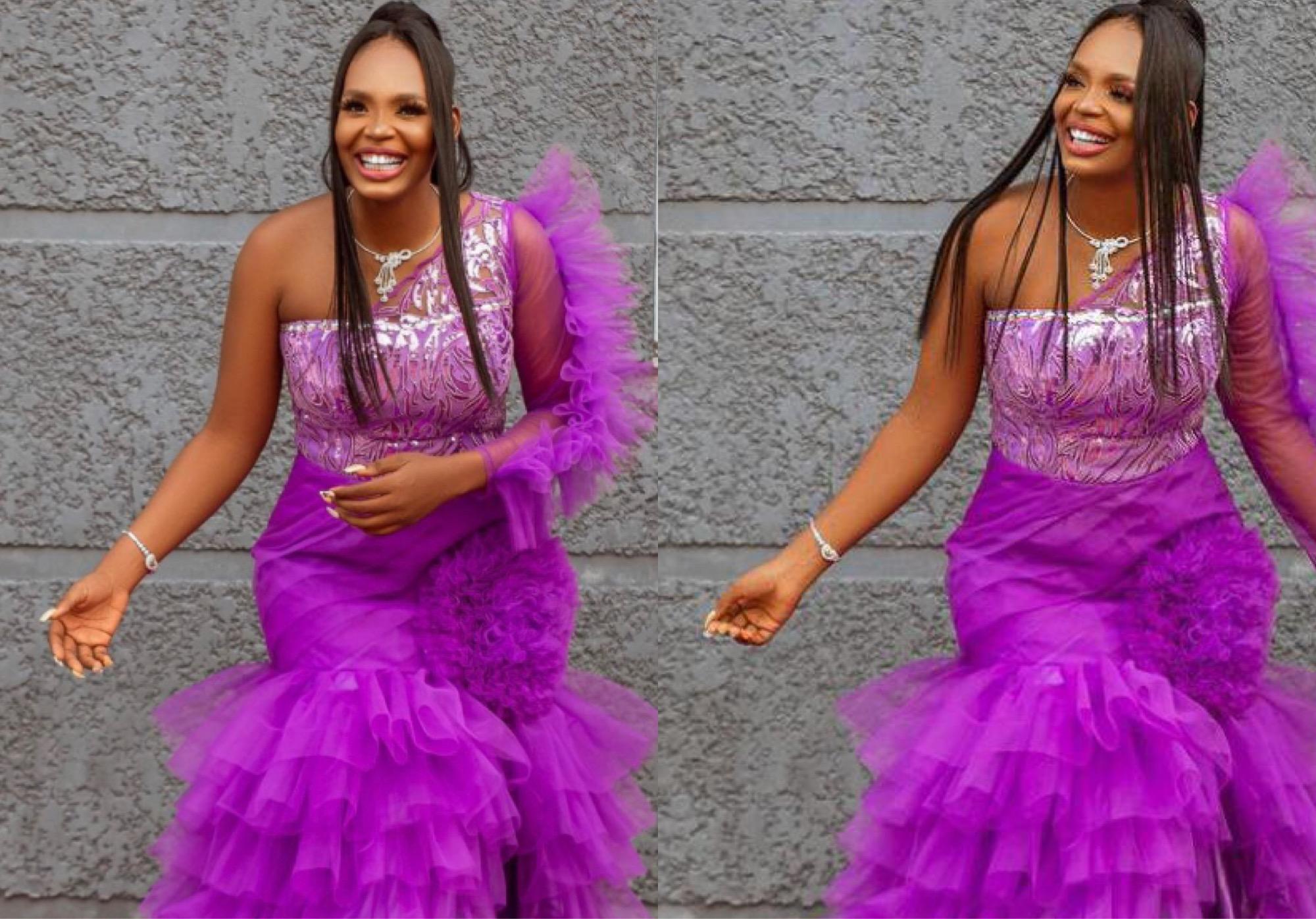 BBNaija's Kaisha Shares Stunning Photos As She Celebrates 25th Birthday